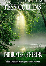 The Hunter of Hertha by Tess Collins